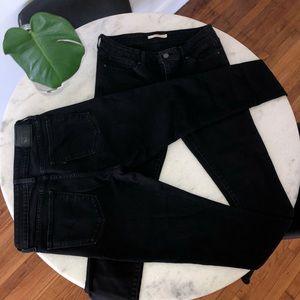 2 Levi's 711 Skinny Jeans!🖤